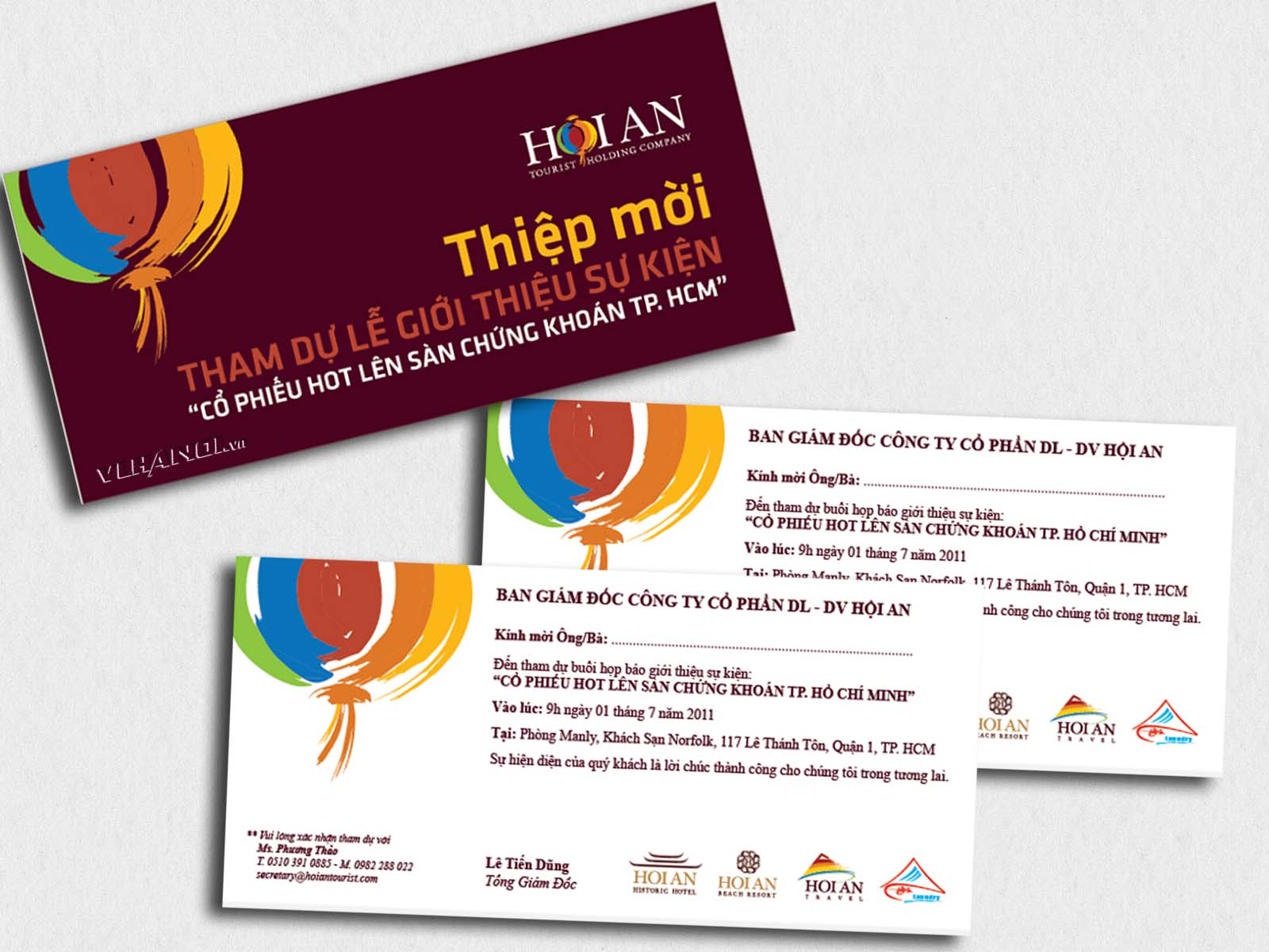 Dịch vụ in thiệp mời giá rẻ tại Hà Nội